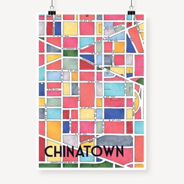 Chinatown Print