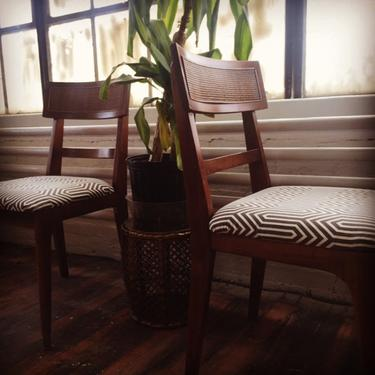 Wooden MidCentury Modern Chairs