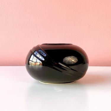 Small Art Deco Revival Vase by BarelaVintage
