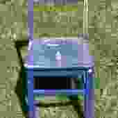Childs Blue Chair