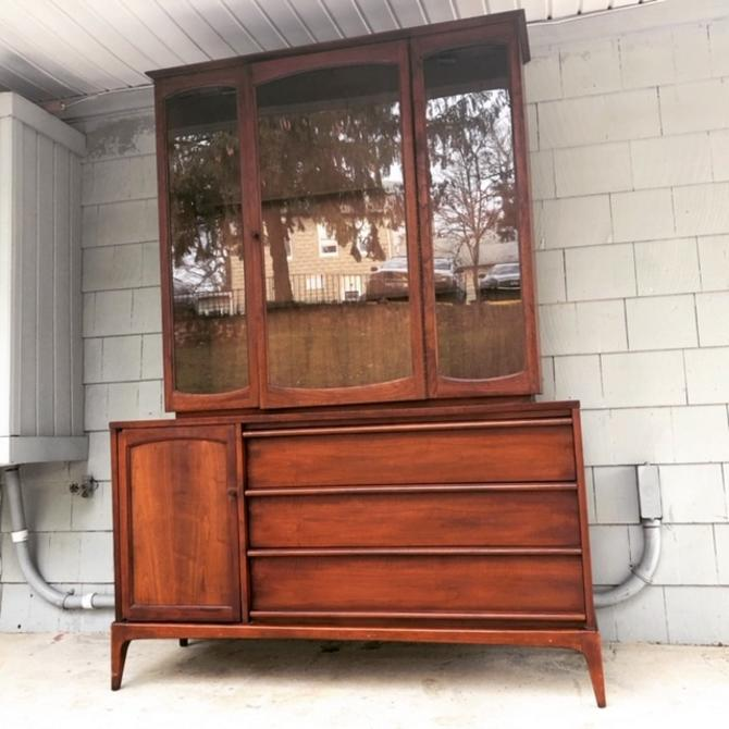 Midcentury Lane Rhythm Cabinet Hutch