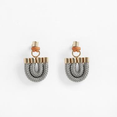 Lionheart Earrings by Pichulik