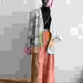 Chanel Casual Tweed Jacket, Size 42
