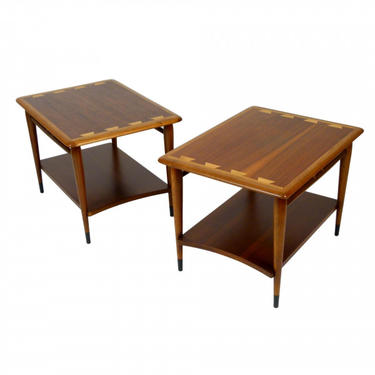 Pair of Lane Acclaim Side Tables