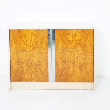 Burl Wood Cabinet by BetsuStudio