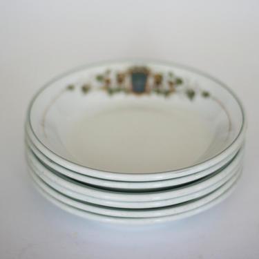 vintage masonic soup bowls by syracuse china set of six by suesuegonzalas