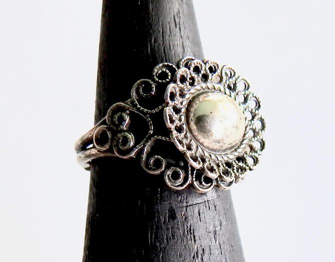 Beau Sterling Ring by LegendaryBeast
