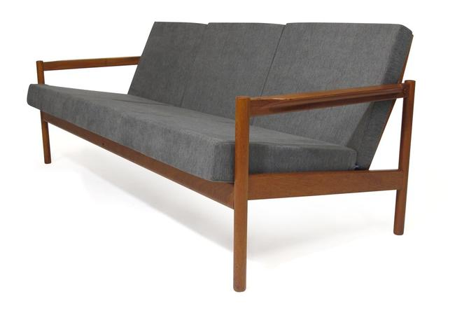 Kai Kristiansen Teak Sofa