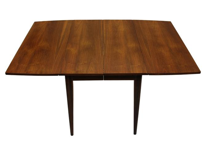 Mid Century Drop Leaf Dining Table, Made by Broyhill by RetroPassion21