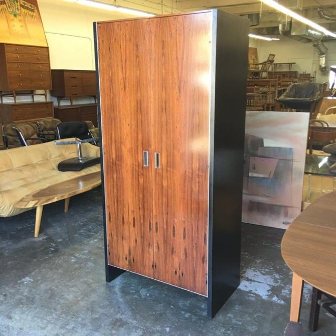 Mid Century Armoire by Glenn of California by VintageOnPoint