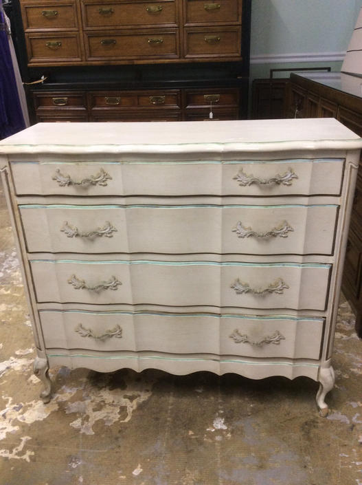Shallow French Provincial Dresser by JasperKane