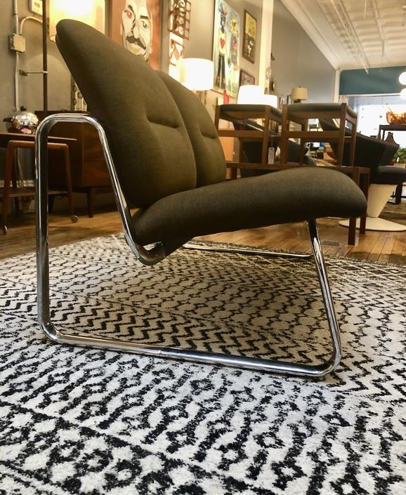 Vintage Steelcase Settee\/Bench Seating 1970s