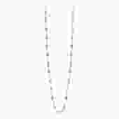 """16.5"""" Classic Gigi Necklace - PINK + YELLOW GOLD"""