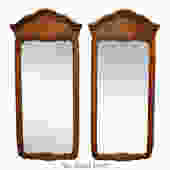 Antique Tween Mirrors – A pair