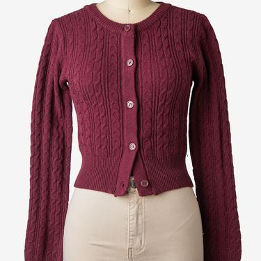 Soft and Cozy Cable Knit Cardigan (7 Colors Available)