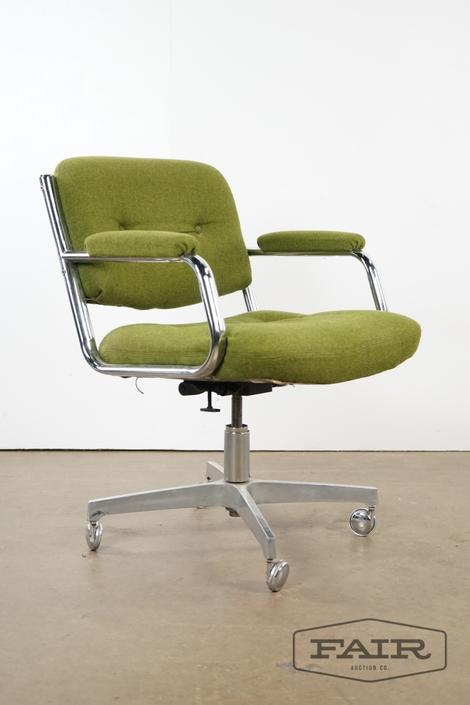Chromecraft Office Chair