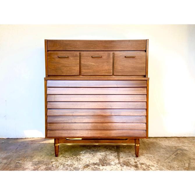 American of Martinsville 'Dania' Tall Dresser