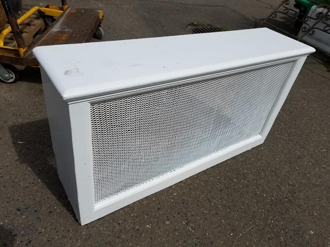 Radiator Cover. 46W x 24T x 12D.