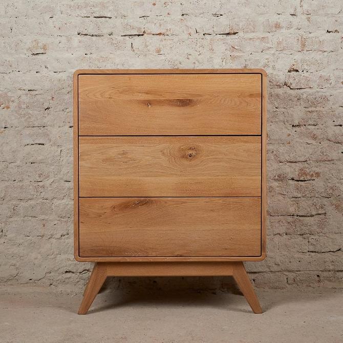 Mid century dresser, Bedroom Decor,Danish Modern, Oak Dresser by MOKUArtisanFurniture