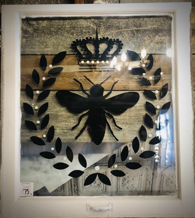 Queen Bee Window