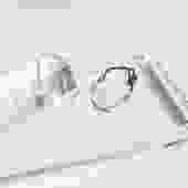 Large Oval Komu Earrings