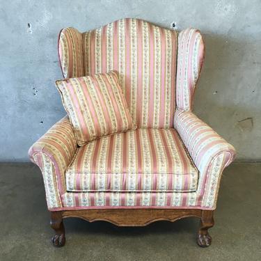 "Vintage Armchair ""Victorian Revival"""