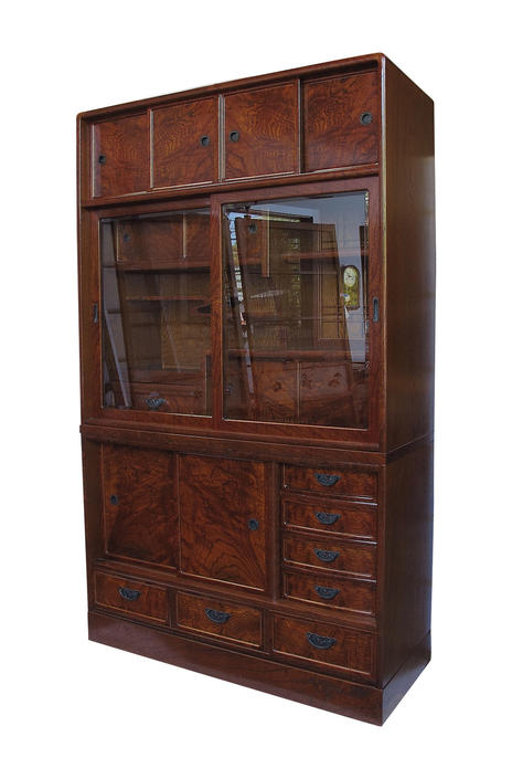 15C19 Cha Tansu 2 Section / SOLD