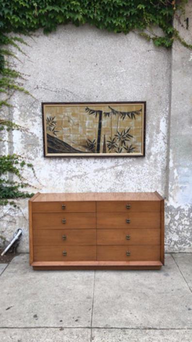 American Martinsville Vintage Dresser