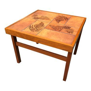 Gangso Mobler Modern Vintage Danish Side Table