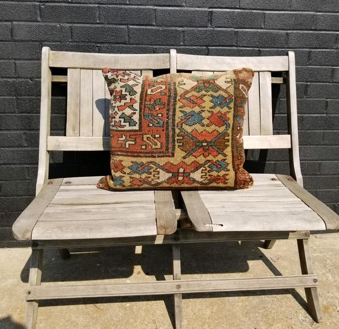Antique Malayer Pillow