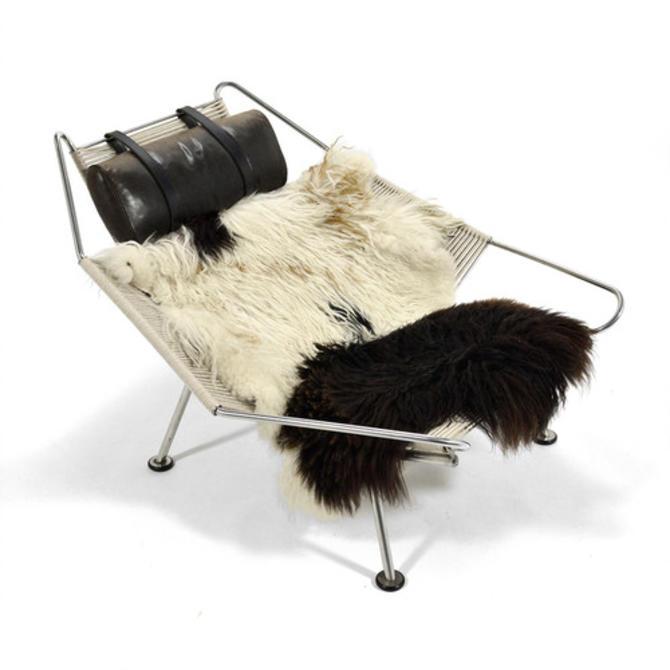 Hans Wegner model PP225 Flag Halyard Chair model PP225