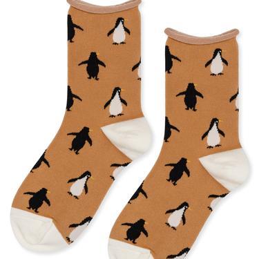 Penguin Crew Socks
