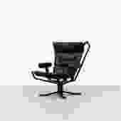 'Falcon' Chair with Armrests by Sigurd Ressell for Vatne Møbler