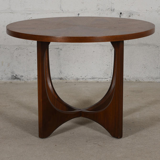 Lane Pearsall Style Mid Century Modern Coffee Table: Adrian Pearsall Style Mid Century Modern Walnut Coffee