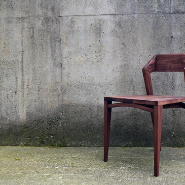 Modern Dining Chair, Side Chair by MarcoBogazziStore