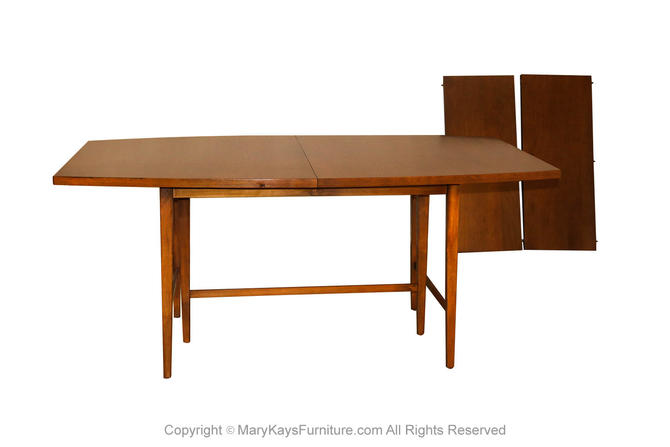 Mid Century Paul McCobb Planner Group Extendable Dining Table by Marykaysfurniture