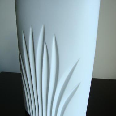 MCM Rosenthal Studio Line Op Art Vase-J Reidel '65