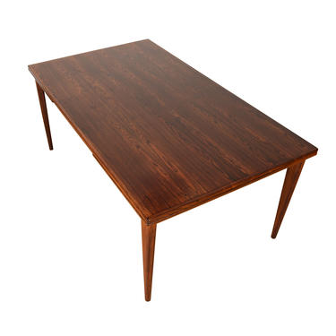 Niels Moller Danish Modern Rosewood Colossal Dining Table