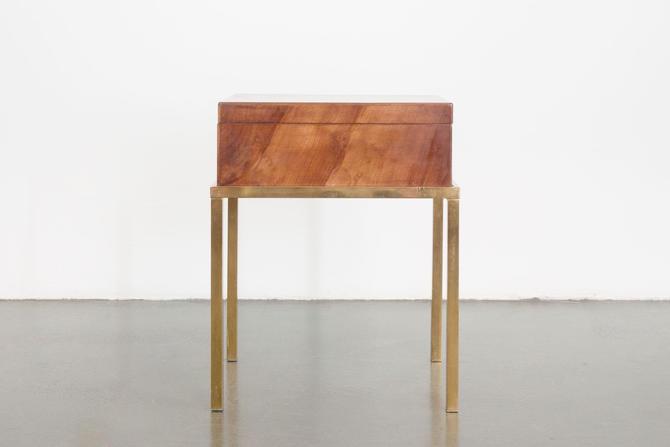 Lane Trunk Side Table by HomesteadSeattle