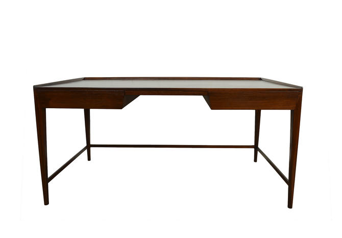 Rosewood Desk Frode Holm Illums Bolighus in Denmark Mid Century Modern by HearthsideHome