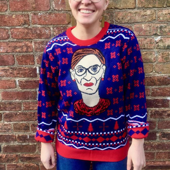 RBG Ugly Sweater