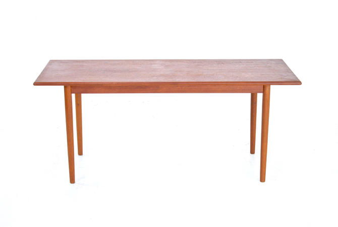 Mid Century Danish Coffee Table by SputnikFurnitureLLC