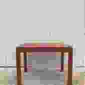 Danish Modern Rectangular End Table