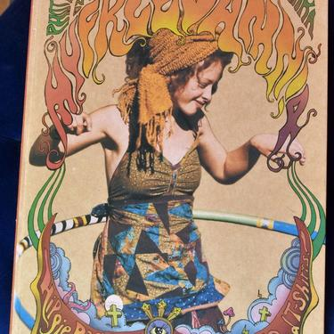 My Freedamn 4 Hippie Rags Coffee Table Photo BOOK, Vintage Clothing, Rin Tanaka/Cyclamen, First Edition January 1, 2005 by Boutique369