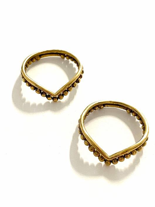 Lavo Brass Ring