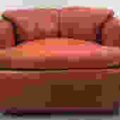 Single Confidential Armchair