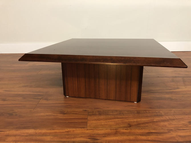 Vejle Stole Rosewood Coffee Table by Vintagefurnitureetc