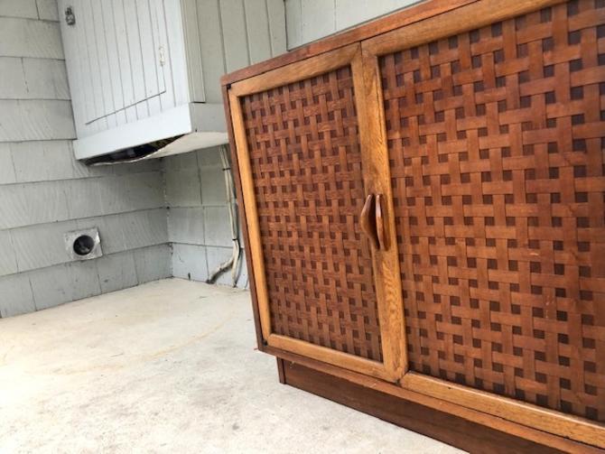 Midcentury Lane Perception Cabinet