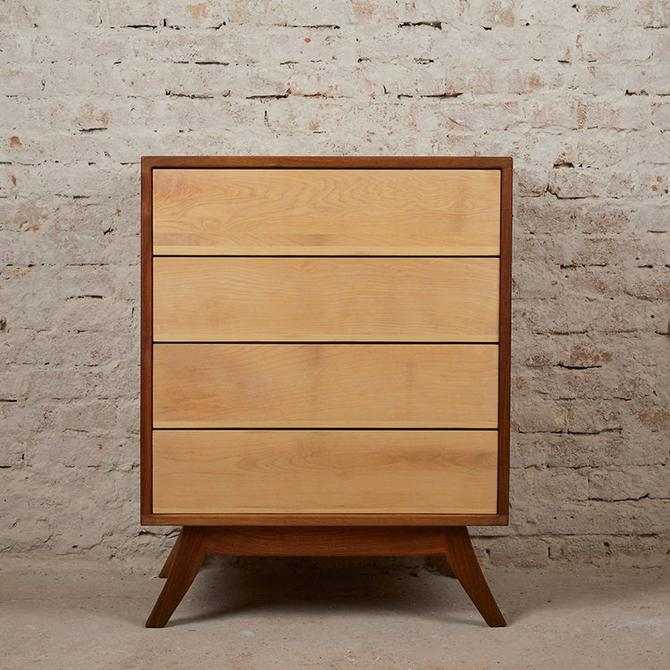 Mid Century Modern Dresser, Bedroom Decor, Handmade, Scandinavian design, Danish Modern by MOKUArtisanFurniture