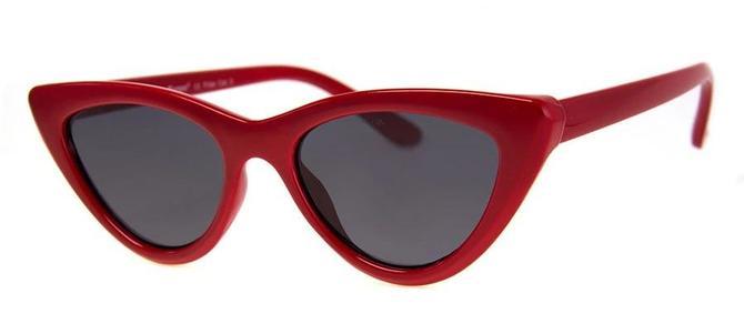 Red Naughty Sunglasses